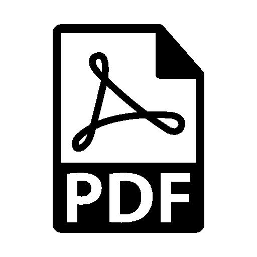 Fiche d'inscription vierge 2019-20